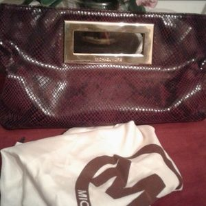 Gorgeous Authentic brand new Michael kors purse
